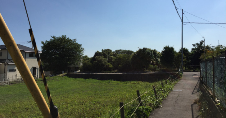箕面の畑 アルママ整体