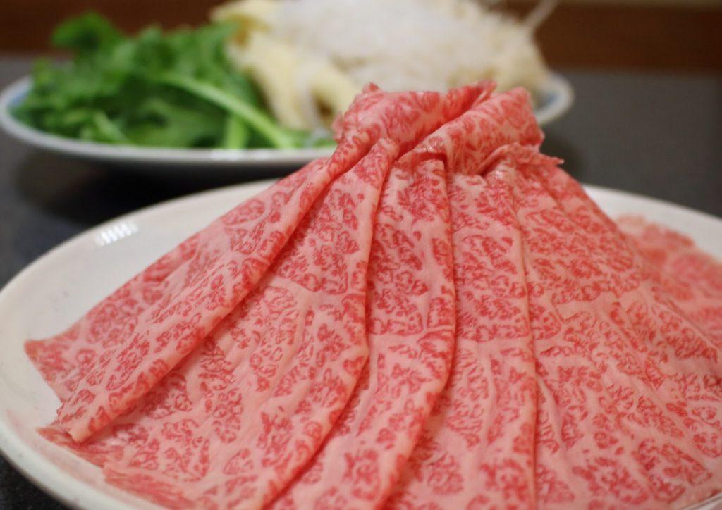 牛肉どて鍋